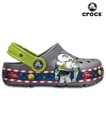 Suecos Crocs Toy Story con Luz