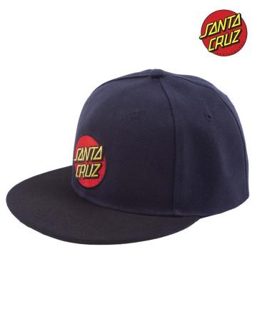 Cap Santa Cruz Classic Dot
