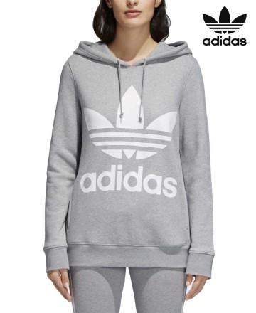 Buzo  Adidas Trefoil