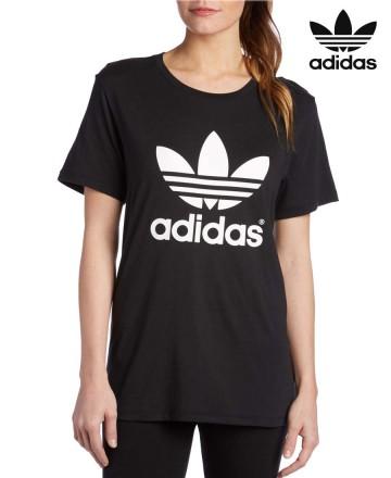 Remera Adidas Trefoil