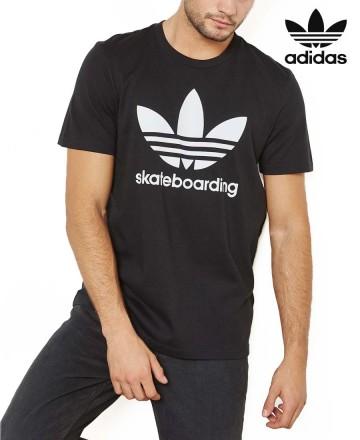 Remera Adidas Print