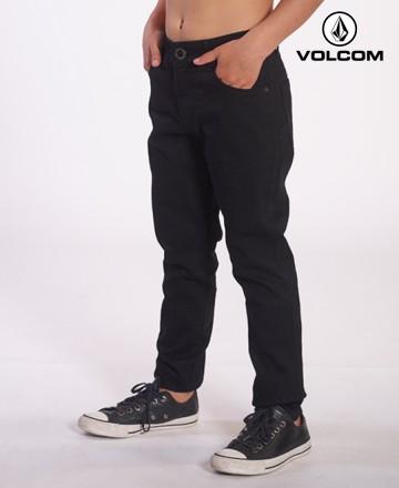 Jean  Volcom Black Stone