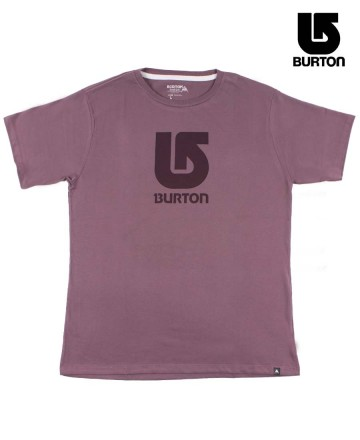 Remera Burton Logo