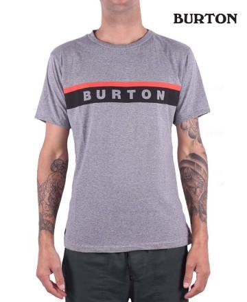 Remera Burton New Vault