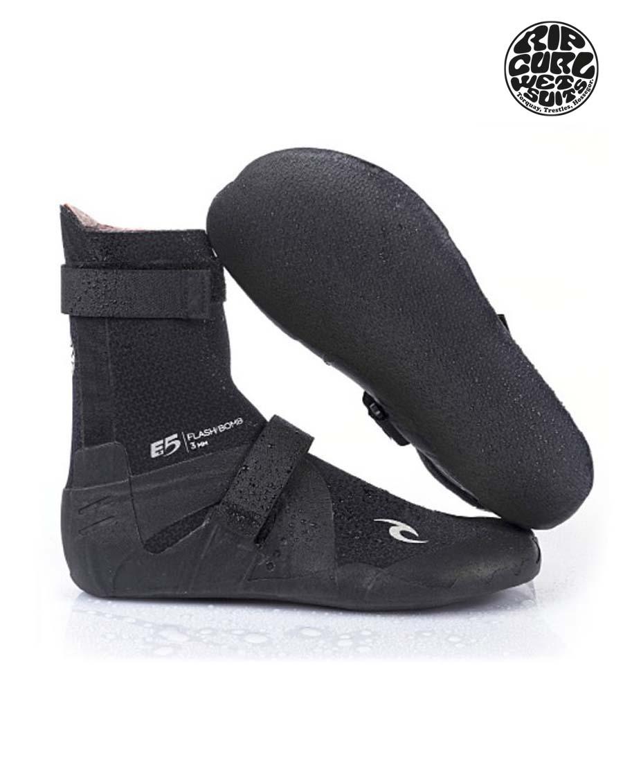 Flashbomb Boots Rip Curl 3MM Hid Slit Toe