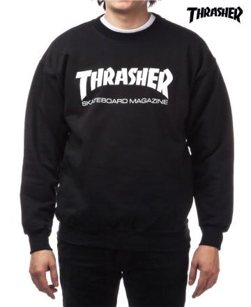 Buzo Thrasher Crew Print