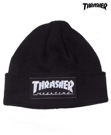Beanie  Thrasher Parche