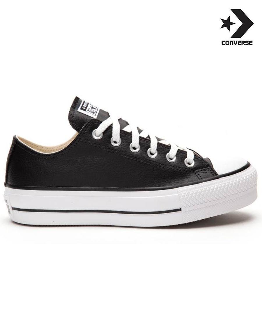 Zapatillas  Converse Platform Leather