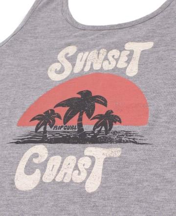 Musculosa Rip Curl Coast