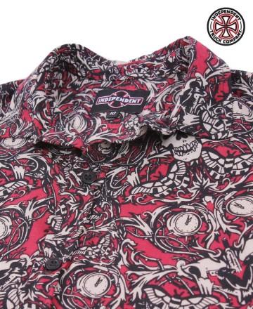 Camisa Independent Holdem