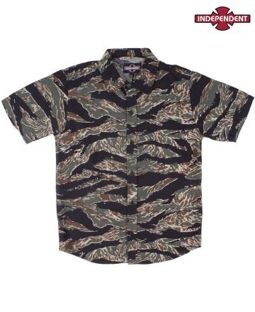 Camisa Independent Camo Vietnam