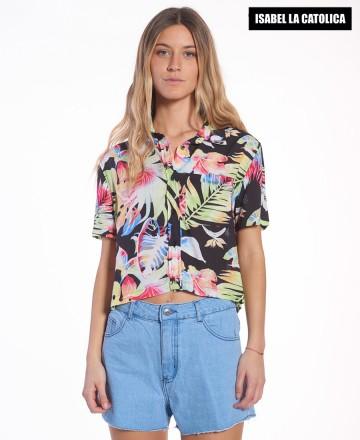 Camisa Isabel La Católica Hot Tropic