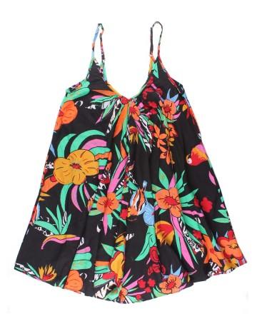Vestido Y Tú Quique? Selva Oceano