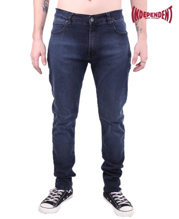 Jean Independent Skinny Blue Truck