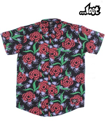 Camisa Lost 90s Roses