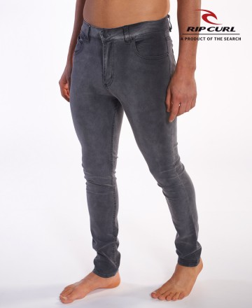 Jean Rip Curl Grey Washed