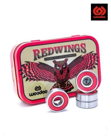 Rulemanes Woodoo Redwings