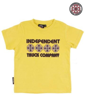 Remera Independent Logo