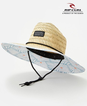 Sombrero Rip Curl Straw Mix Up