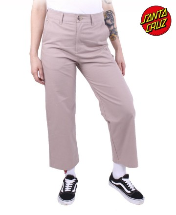 Pantalon Santa Cruz Chino Crop