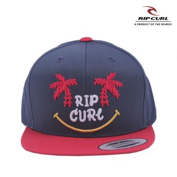 Cap Rip Curl Smiley Snap Back