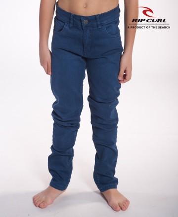 Jeans Rip Curl Skinny Super Blue