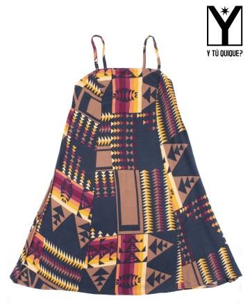 Vestido Y Tú Quique? Afrocaribe