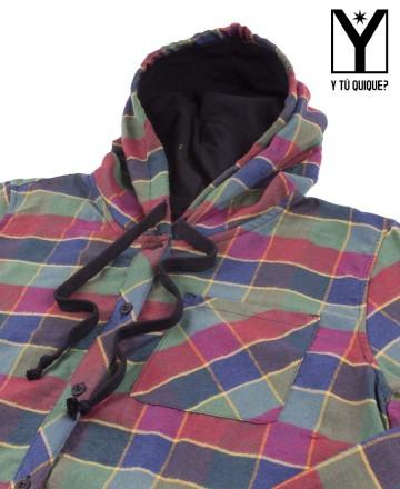 Camisa  Y Tú Quique? Hood Check