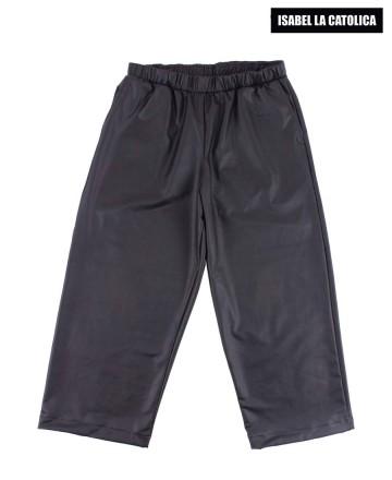 Pantalón Isabel La Católica Crop Leather