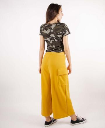Pantalón Y Tú Quique? Oxford Rustic Pockets