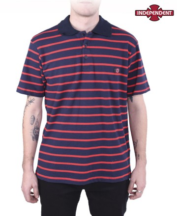 Polo Independent Stripe