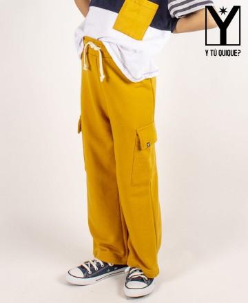 Pantalón Y Tú Quique? Oxford Rustic Pocket