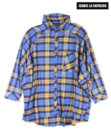 Camisa Isabel La Católica Pocket Scottish