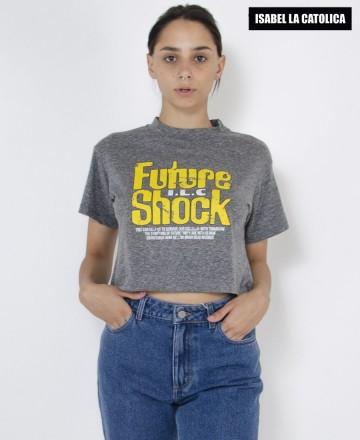 Remera  Isabel La Católica Future Shock
