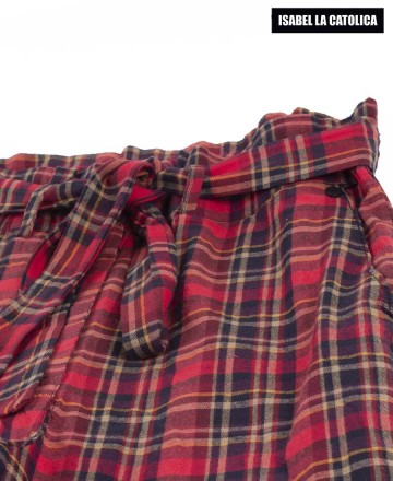 Pantalón Isabel La Católica Lazo Check