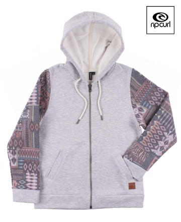 Buzo  Rip Curl Patchwork