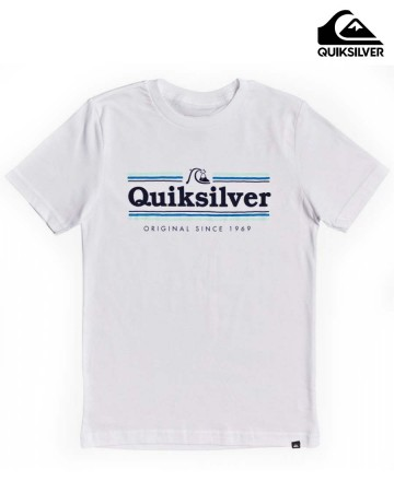 Remera Quiksilver Print
