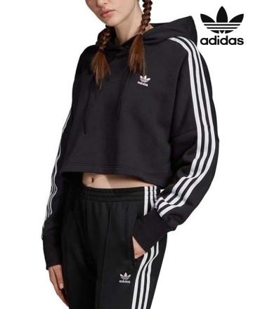 Buzo Adidas Hood Cropped