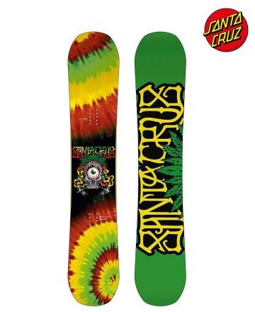 Tabla Snowboard Santa Cruz Rasta Tribe