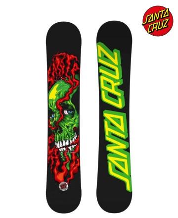 Tabla Snowboard Santa Cruz Shred Till Death