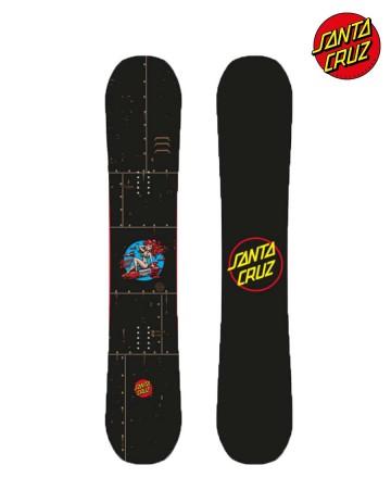 Tabla Snowboard Santa Cruz Da Bomb