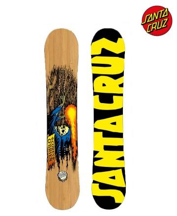 Tabla Snowboard Santa Cruz Powerlite O´Brien Reaper