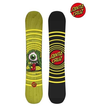 Tabla Snowboard Santa Cruz Eyegore