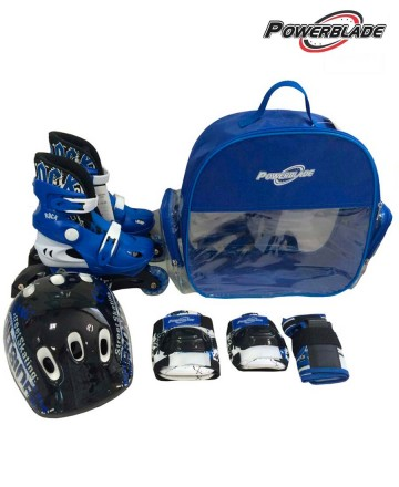 Patines Extensibles Powerblade Combo