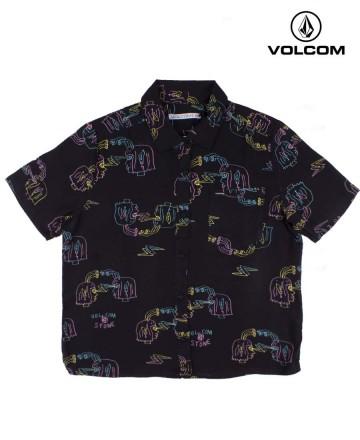 Camisa Volcom Ozzy