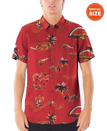 Camisa Special Size Rip Curl Velzy