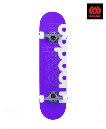 Skate Woodoo Multiplied