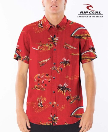 Camisa Rip Curl Velzy