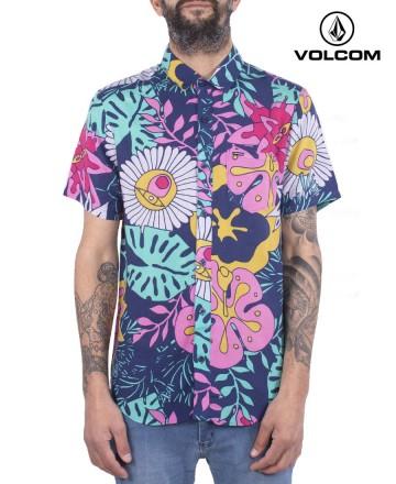 Camisa Volcom Visions