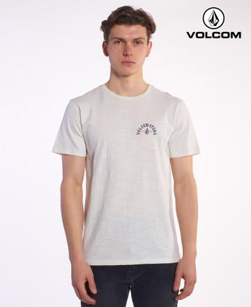 Remera Volcom Flame Basic